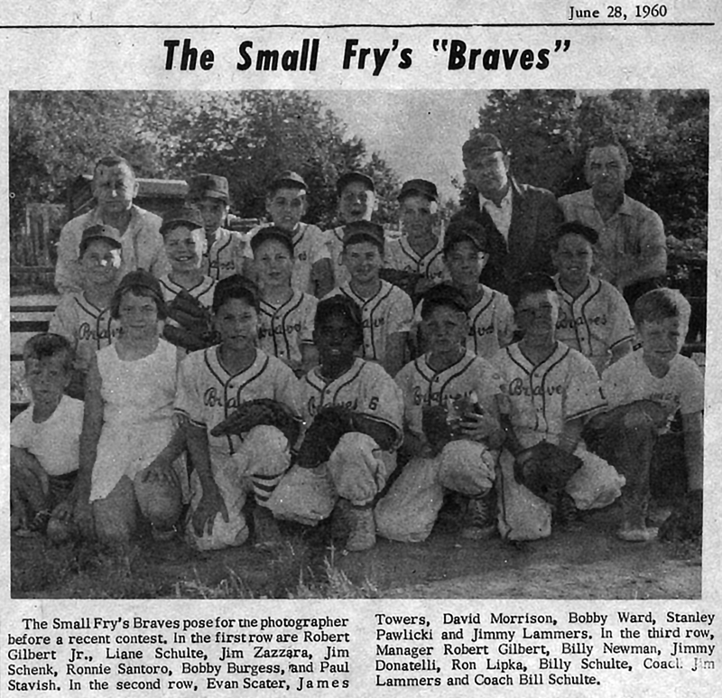 1960 Small Fry League Braves