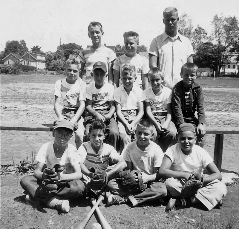 1954 Borough Park Playground Champs, South Plainfield, New Jersey