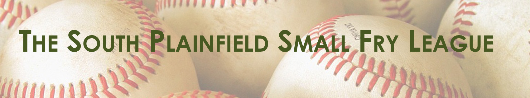 The South Plainfield Small Fry League