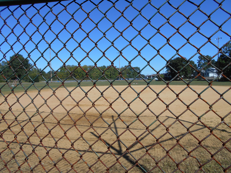 Borough Park junior baseball field, South Plainfield, NJ