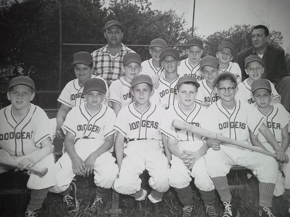 1957 Small Fry Dodgers